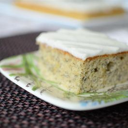 To Die For Banana Cake with Vanilla Bean Frosting