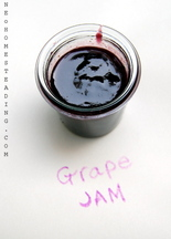 Homemadegrapejelly