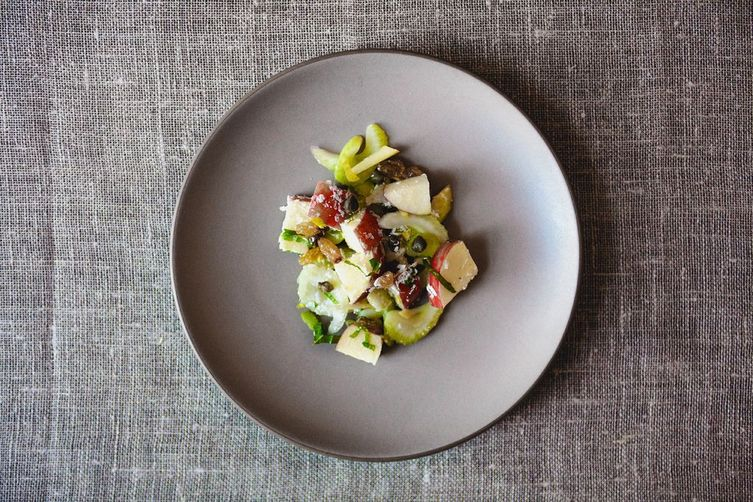 Apple and Celery Salad from Food52