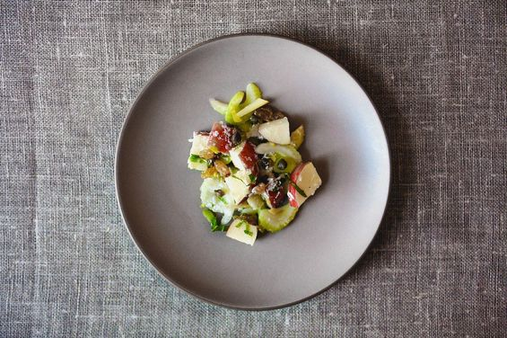 Celery and Apple Salad