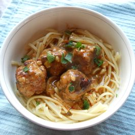 Turkey-Parmesan Meatballs
