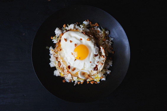 Jean-George's Ginger Fried Rice