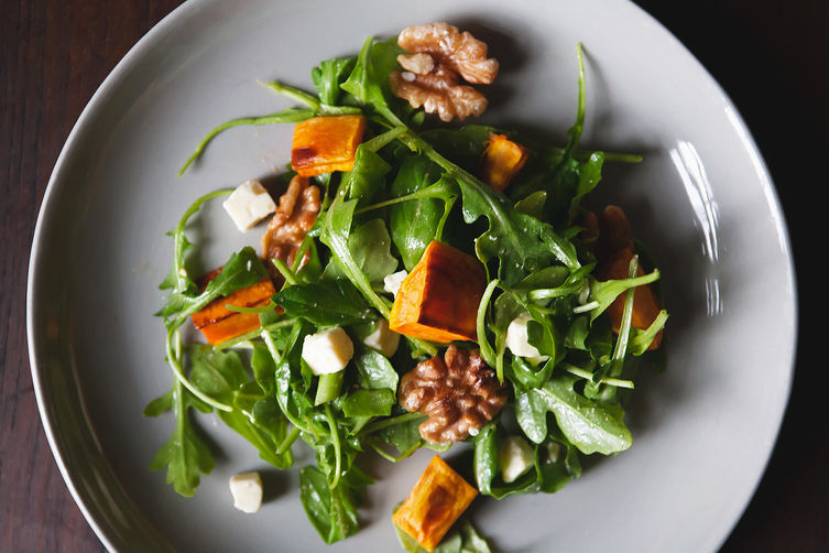 Yes-We-Can-Have-Sweet Potatoes-for-Dinner Salad from Food52