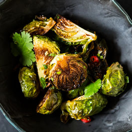 brussels sprouts & cabbage