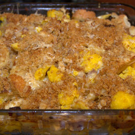 Autumnal Cauliflower Casserole