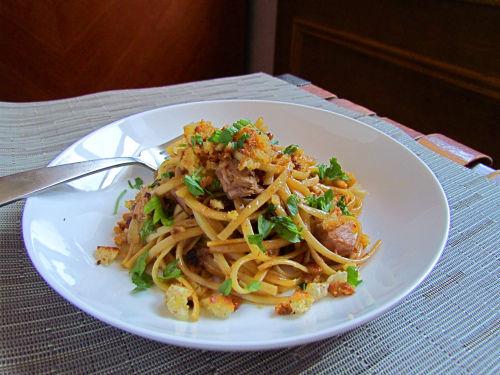 Sicilian Pantry Pasta