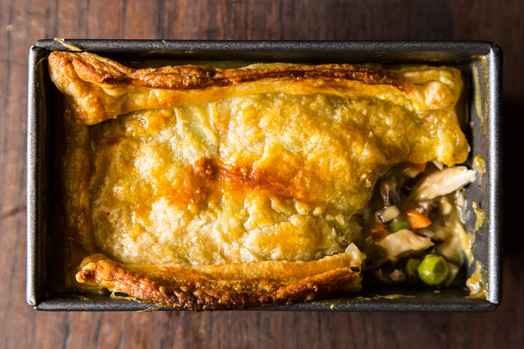 Turkey Pot Pie on Food52