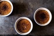 Salted Pumpkin Crème Brûlée