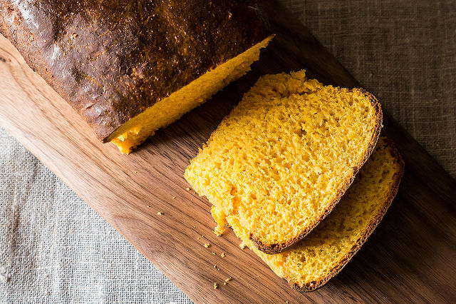 Roy Finamore's Sweet Potato-Cornmeal Sandwich Loaf