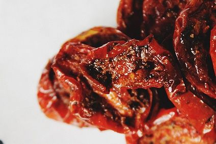 Perfect Slow Roasted Tomatoes