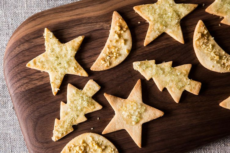 Holiday Cut-Out Cookies