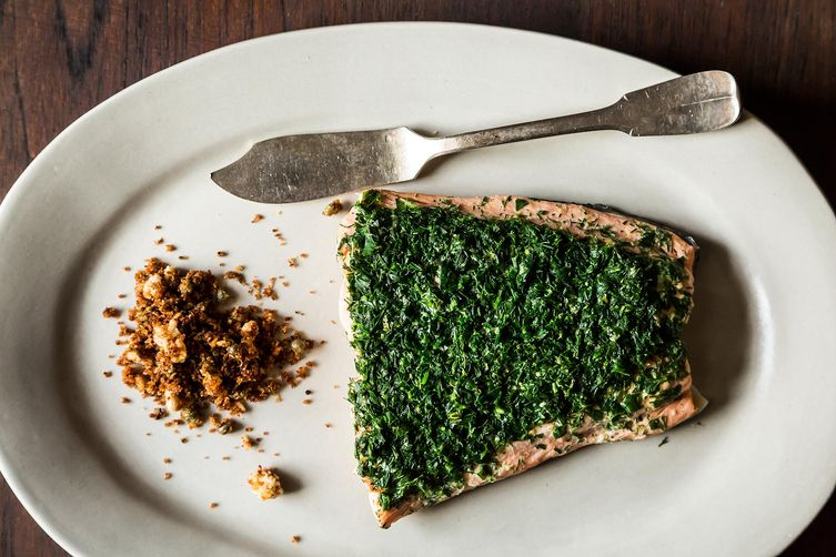 Poached Salmon on Food52