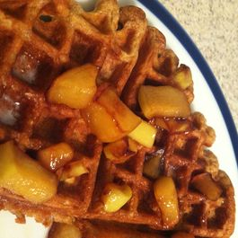 Apple_cider_waffle