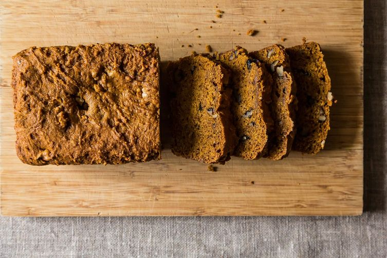 Pumpkin Christmas Bread on Food52