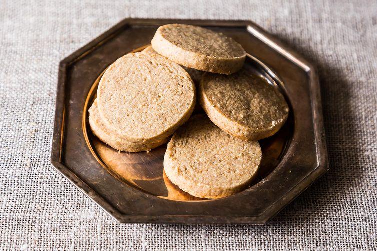 Elsa's Rye Cookies