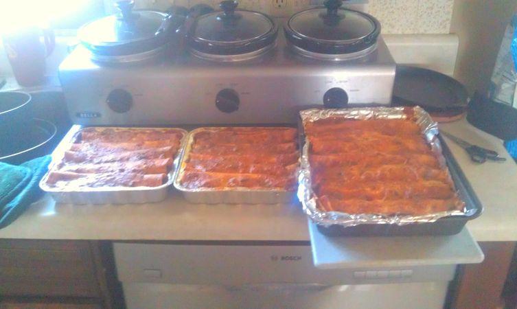 Apriano Enchiladas