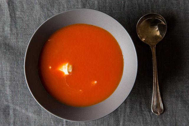 Spicy Tomato Sou[