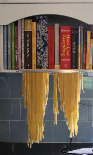 Dreamy Leek Pasta