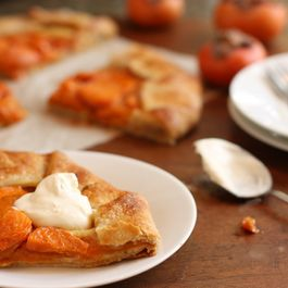 Persimmon_galette_-_4