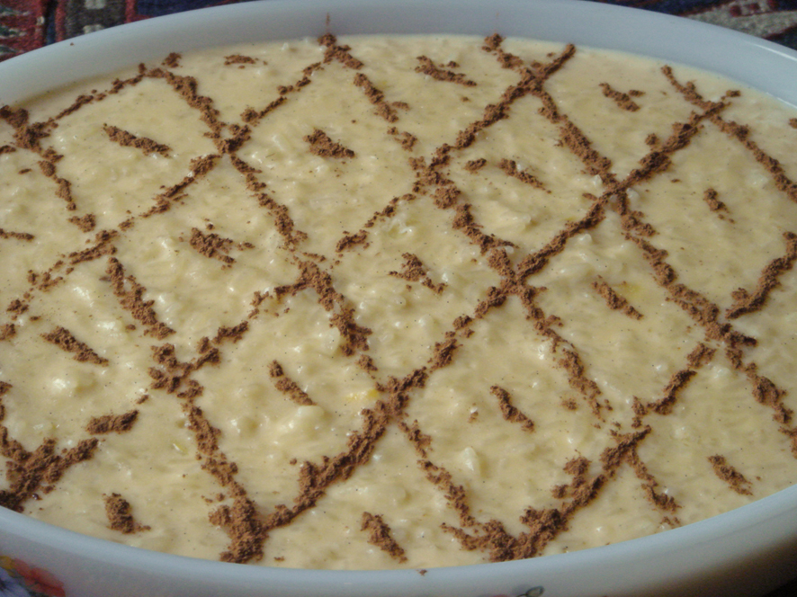 ... Portuguese Rice Pudding Rice Pudding Recipe Kozy Shack Cake Brands