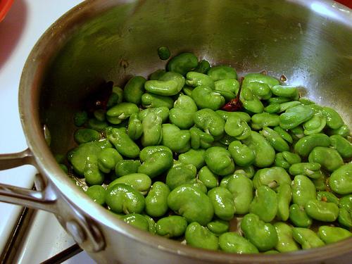 Basic Fresh Beans