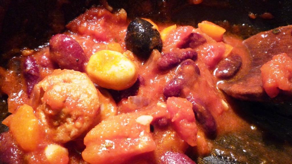 Bean pot