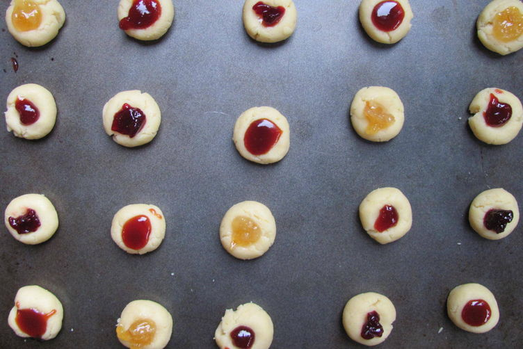 Thumbprint Cookies: An Adventure in Cooking from Fäviken