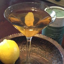 Earl Grey Vodkatini