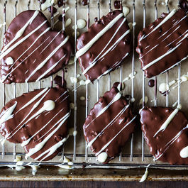 Chocolate-Covered Cherry Valentines