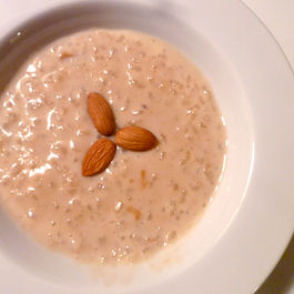Chai Tea Rice Pudding