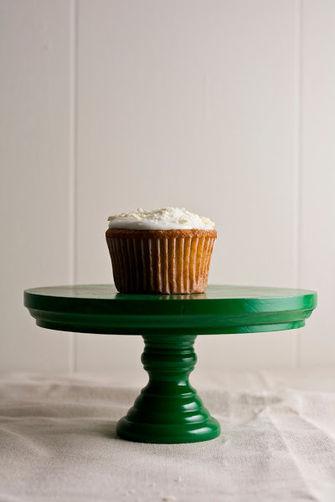 White Chocolate, Honey, and Chamomile Cupcakes