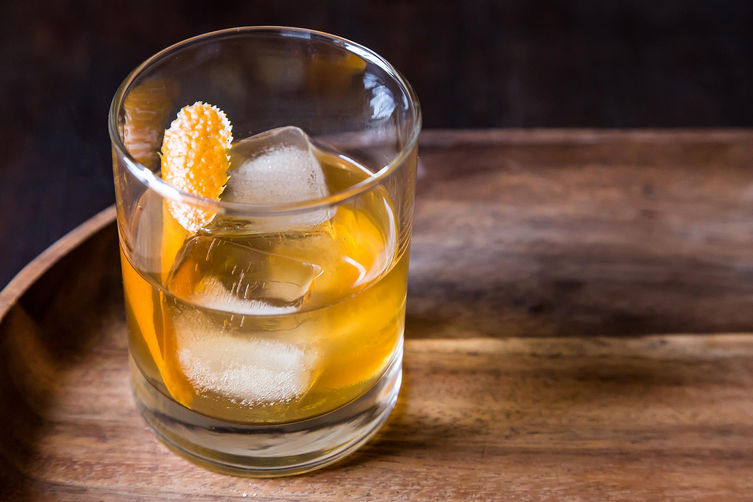 Old Fashioned Cocktail on Food52