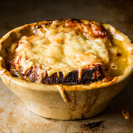 French Onion Soup, the Scorched Way