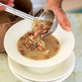Sauerkraut Bean Soup