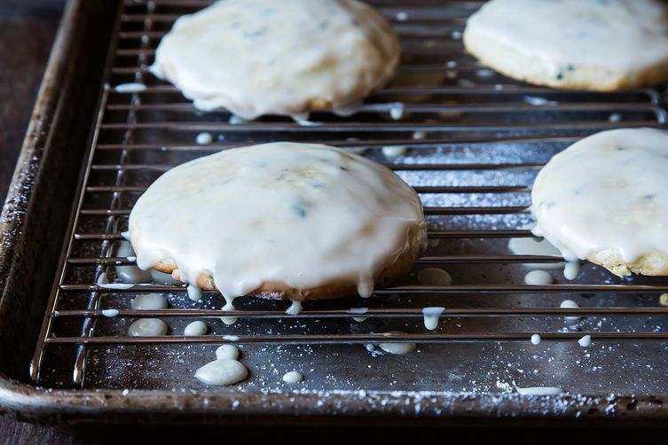 Sweet Tea Cookies from Food52