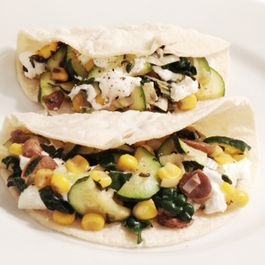 Vegetable_tacos_goat_cheese_truffle_oil