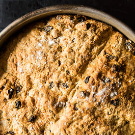 Peggy's Authentic Irish Soda Bread with Raisins