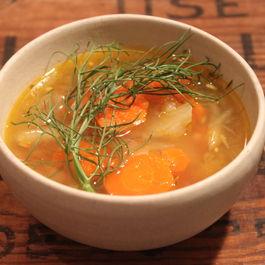 Carrot Fennel Restorant