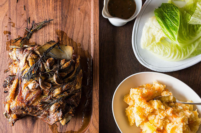 Jamie Oliver's Roast Lamb on Food52