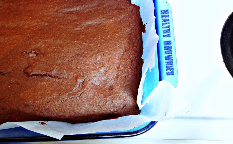 "Healthy Brownies or ""Chosen Brownies"" for Passover"