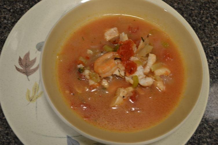Wedding Fish Soup