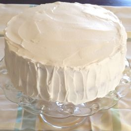 Whipped Cream Frosting