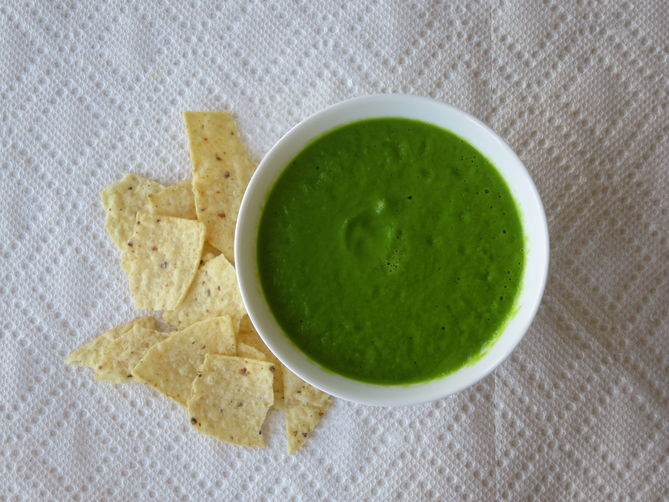 Green Salsa from Food52