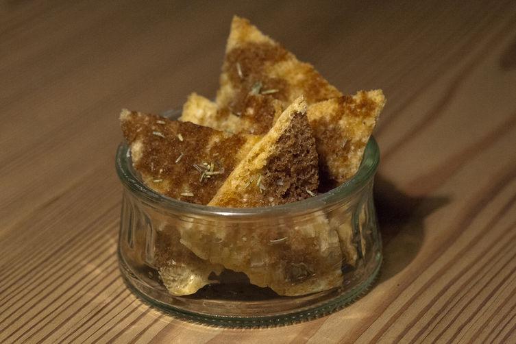 Salt and Vinegar Pita Chips