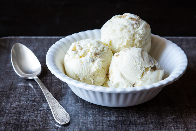 Oatmeal Ice Cream