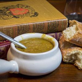 Pea and Lentil Soup