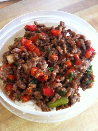Korean Beef (Savory Ground Beef A La Brown Sugar)
