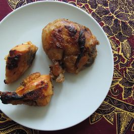 Twice-Cooked Javanese Grilled Chicken
