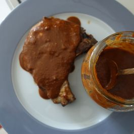 CocoChileLime BBQ Sauce