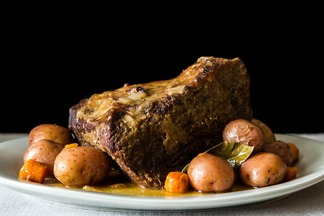 Betty Wason's Basic Pot Roast